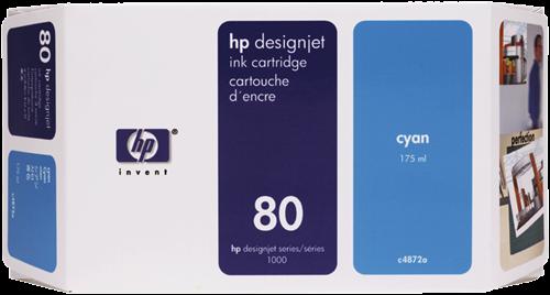 HP C4872A 80