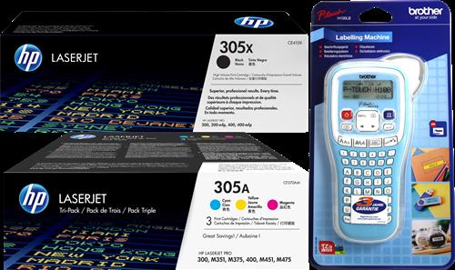 HP PROMO 305A MCVP