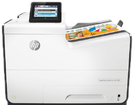 HP PageWide Enterprise Color 556dn