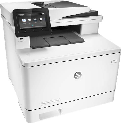 Color LaserJet-Pro-MFP-M477fdw Print for less