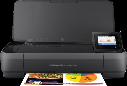 HP OfficeJet 250 Mobile