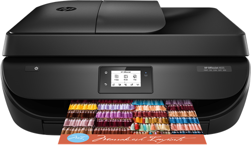 HP Officejet 4655 All-in-One