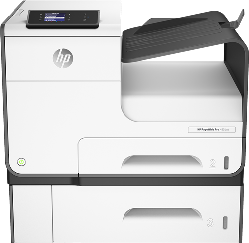 HP PageWide Pro 452dwt