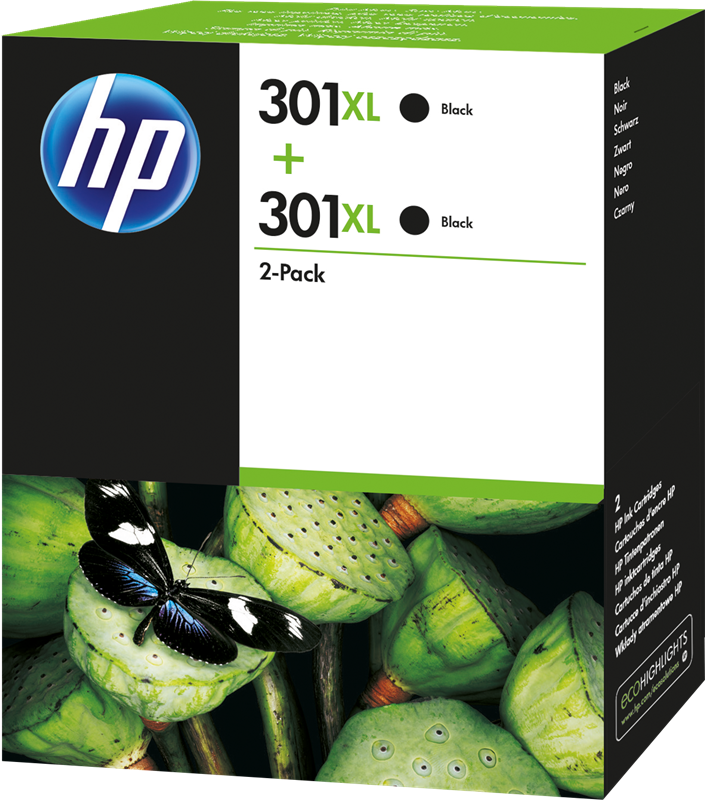 Multipack HP 301 XL