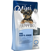 Happy Dog Supreme - Mini Baby & Junior