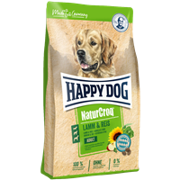 Happy Dog NaturCroq - Lamm & Reis