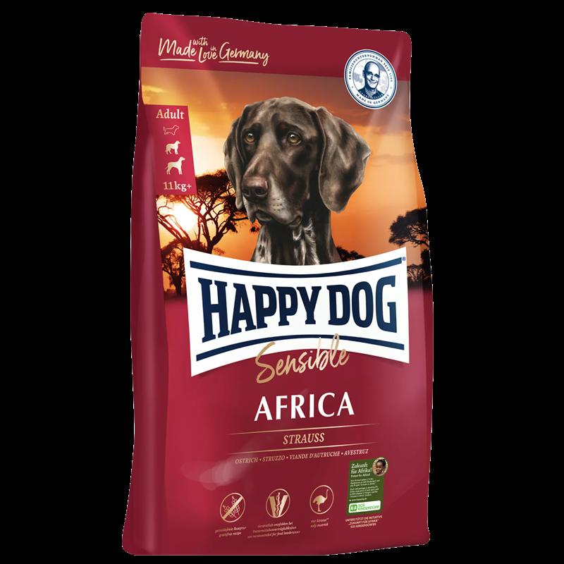 Happy Dog Supreme Sensible Africa - 12,5 kg (03548)