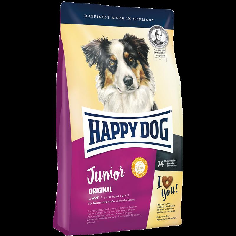 Happy Dog Junior Original - 10 kg (60419)