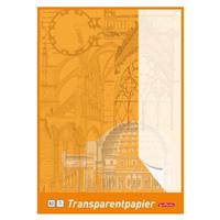 herlitz Transparentpapierblöcke