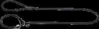Hunter Verstellbare Retriever-Leine-Freestyle - schwarz