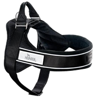Hunter Geschirr Ranger Professional - Größe XS, schwarz (46921)