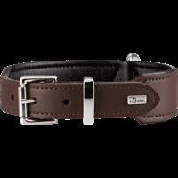 Hunter Halsband Basic - braun/schwarz