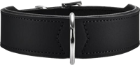 Hunter Halsband Basic - schwarz