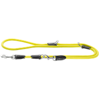 Hunter Verstellbare Führleine Freestyle Neon