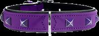 Hunter Halsband Softie Kairo - violett - Größe 55 (61911)