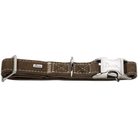Hunter Halsung Hunting Alu-Strong - braun - Größe XL (63873)