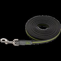 Hunter Suchleine Visby Super Grip - gelb - 1000 cm / 20 mm (65883)
