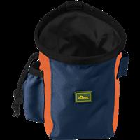 Hunter Gürteltasche Bugrino Standard - grau-blau/orange - M (66301)