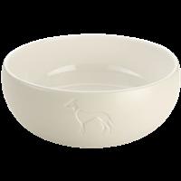 Hunter Keramik Napf Lund - weiß
