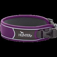 Hunter Halsung Divo - violett/grau - Größe M (67586)