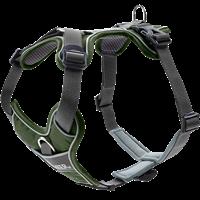Hunter Geschirr Divo - grün/grau - Größe XS (67589)