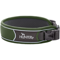 Hunter Halsung Divo - grün/grau - Größe M (67596)