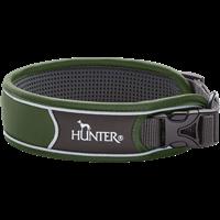 Hunter Halsung Divo - grün/grau - Größe XL (67598)