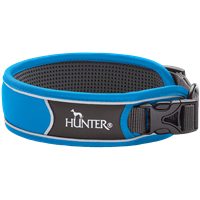 Hunter Halsung Divo - hellblau/grau - Größe L (67607)