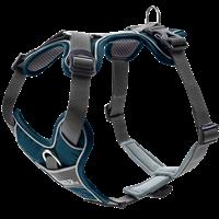 Hunter Geschirr Divo - dunkelblau/grau - Größe XS (67609)