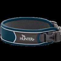 Hunter Halsung Divo - dunkelblau/grau -Größe M (67616)