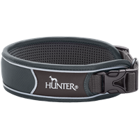 Hunter Halsung Divo - grau/grau - Größe S (67625)