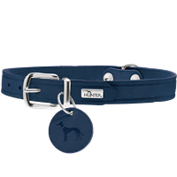 Hunter Halsband Aalborg - dunkelblau - Größe L (68335)