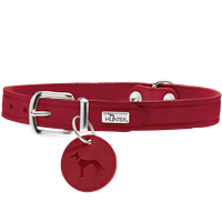 Hunter Halsband Aalborg - rot - Größe L (68341)