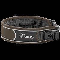 Hunter Halsung Divo - braun/grau - Größe M (68898)