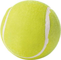 Hunter Hundespielzeug Tennisball Big - ø 13 cm (92379)