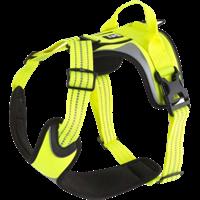 Hurtta Dazzle Hundegeschirr gelb - 40 - 45 cm (HU-932458)