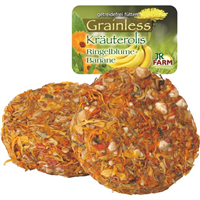 JR Farm Grainless Kräuterolis Ringelblume-Banane - 80 g (11782)
