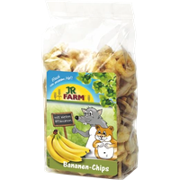 JR Farm Bananen-Chips - 150 g (4024344016509)