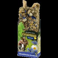 JR Farm Farmy's Light Gänseblümchen-Kornblume - 140 g (4024344081576)