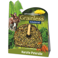 JR Farm Grainless Kräuterrad Karotte-Petersilie - 140 g (4024344162985)