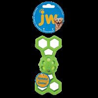 JW Pet Hol-ee Bone Squeaker