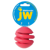 JW Pet Sillysounds Ball