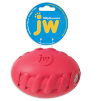 JW Pet Sillysounds Football - Medium, ca. 13 cm (JW31616)