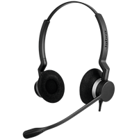BIZ 2300 Duo, USB, MS Jabra 2399-823-109