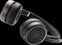 Jabra Evolve 75 UC bezprzewodowe słuchawki nauszne stereo