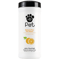 Jean Paul Pet Body & Paw Bath Wipes