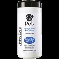 Jean Paul Pet Body & Paw Bath Wipes