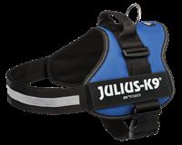 Julius-K9 Powergeschirr - blau