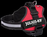 Julius-K9 Powergeschirr - rot