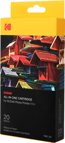 Kodak PMC-20 All-in-One Cartridge
